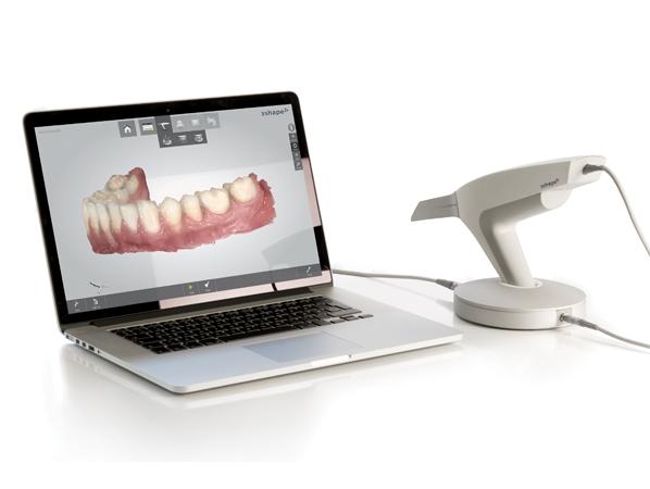 數位全彩口腔掃描機 4