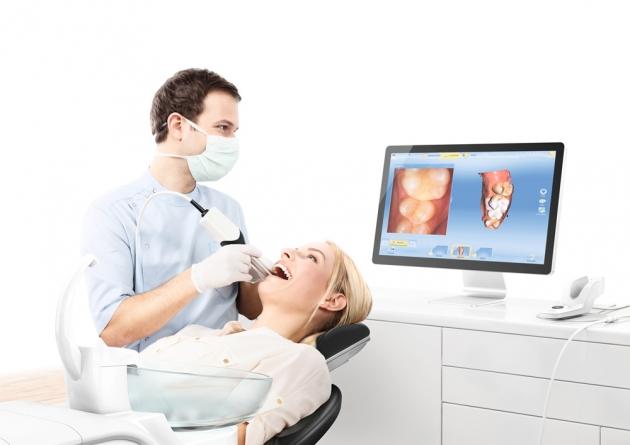 數位全彩口腔掃描機 1