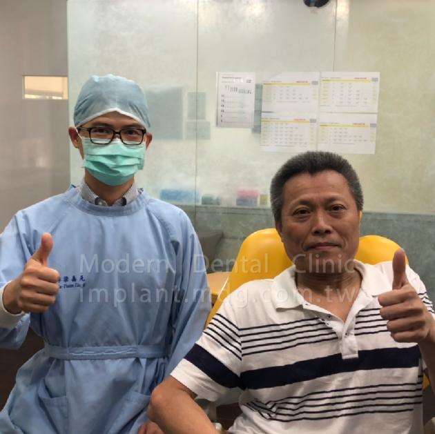 非常感謝當代牙醫 1